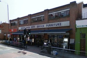 Contact Docklands Of London Used Office Furniture Recycled - Used office chairs london
