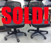 Mesh Chairs Sold