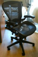 Used Aeron Chairs Always in Stock!